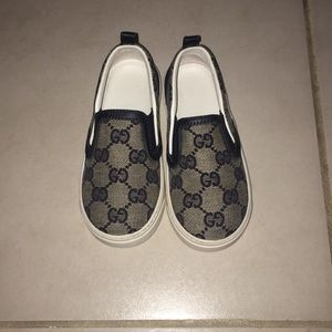 Shoes - Toddler Gucci Loafers size 24